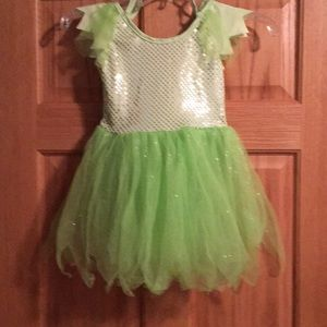 Pretty Chic little girl's play costume